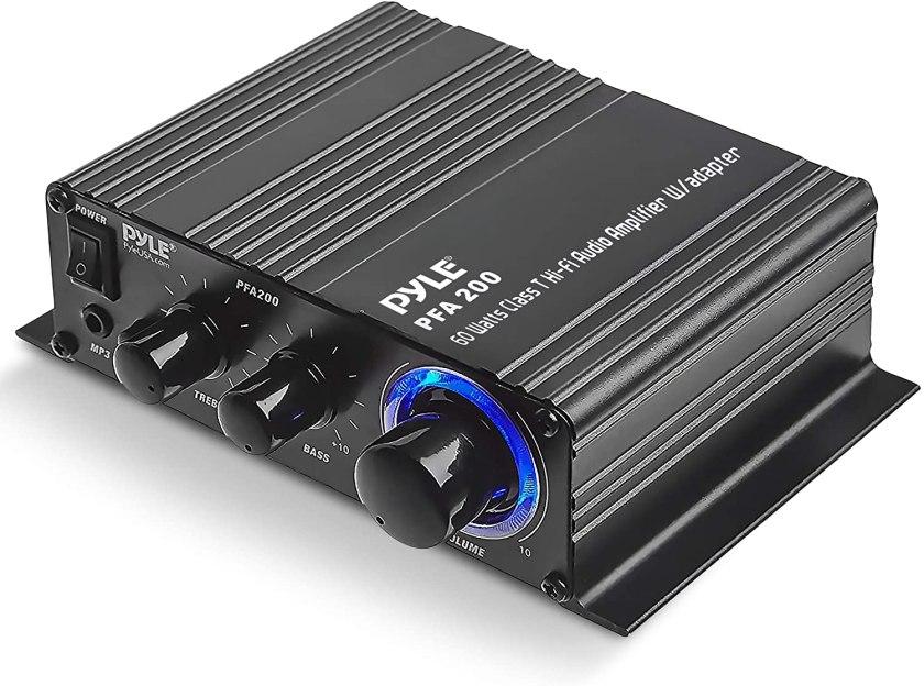 Best 1000 Watt Amp for the Money, Pyle Home Audio Amplifier