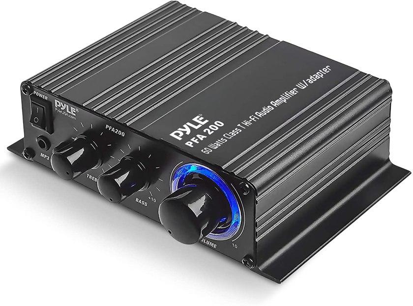 Pyle Home Audio Amplifier