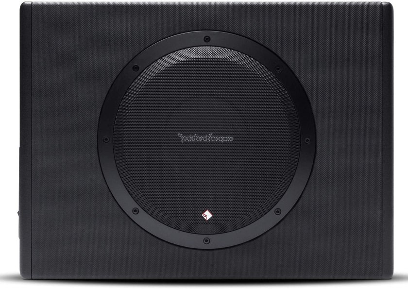Best Sub And Amp Combo Best Buy, Rockford Fosgate P300-10 Amplified Subwoofer