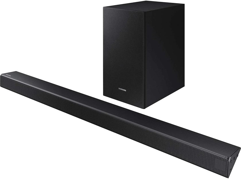 Samsung HW-R650, Best Soundbar with Subwoofer under 100
