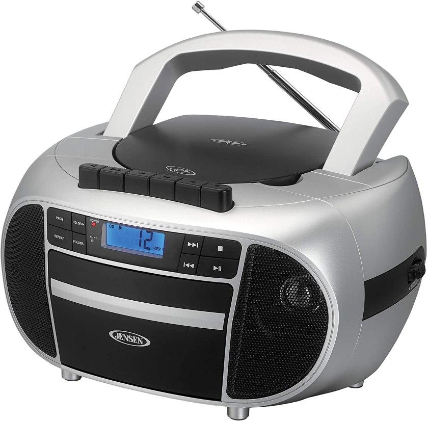 Jensen CD-550SMP3