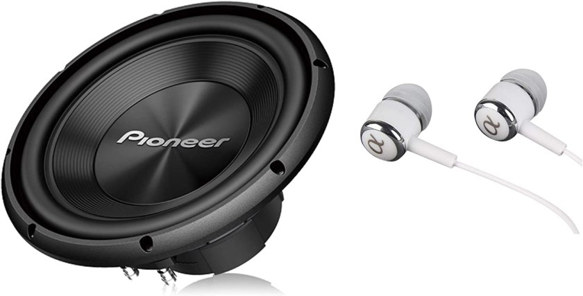 Pioneer TS-A300D4 12-Inch Subwoofer