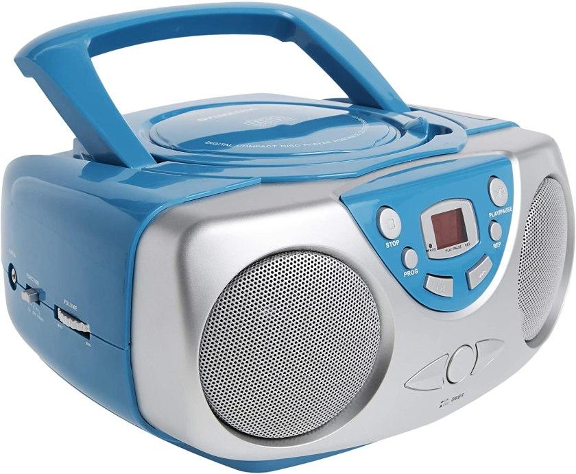 Sylvania SRCD243 Portable CD Player