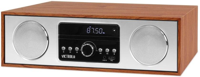 Victrola VS-120-MPL Microsystem Radio