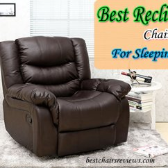 Chairs For Sleeping Replacement Chair Legs 25 Best Recliner In 2018 Reviews Buying Guide
