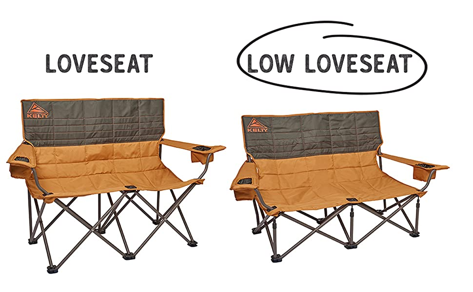 Kelty Low Loveseat Camping Chair 1