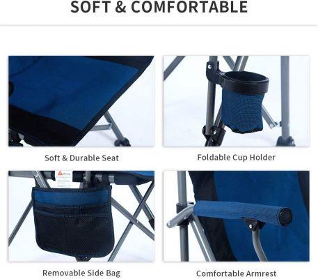 Lamberia Folding Camping Chair 4
