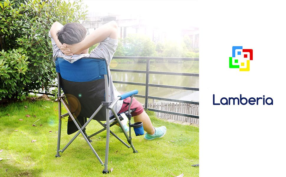Lamberia Folding Camping Chair