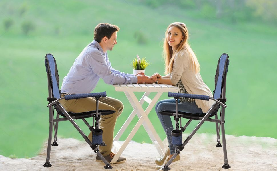 REDCAMP Camping Chairs for Adults