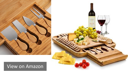 best cheese knife set