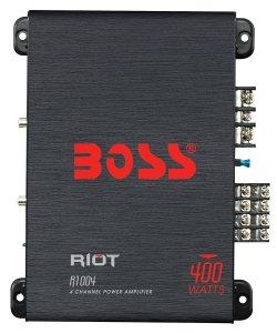 Boss Audio R1004 Riot 4 Channel Amplifier