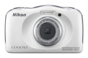 Nikon COOLPIX S33 Waterproof Digital Camera