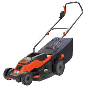 BLACK+DECKER EM1500 15-Inch Corded Mower with Edge Max