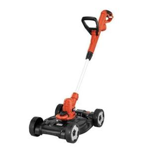BLACK+DECKER MTE912 6.5-Amp Electric 3-in-1 Trimmer-Edger and Mower