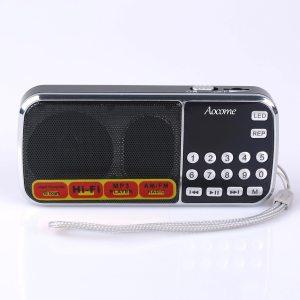 Aocome Mini Radio