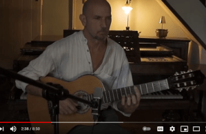Mel Jones plays JSBach Toccata & Fugue in D minor on Guitar!