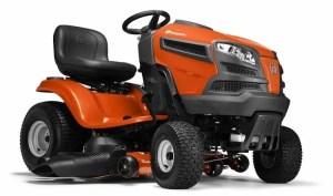 Husqvarna YTH22V46 46 in. 22 HP Hydrostatic Riding Lawn Mower - best riding mower for the money