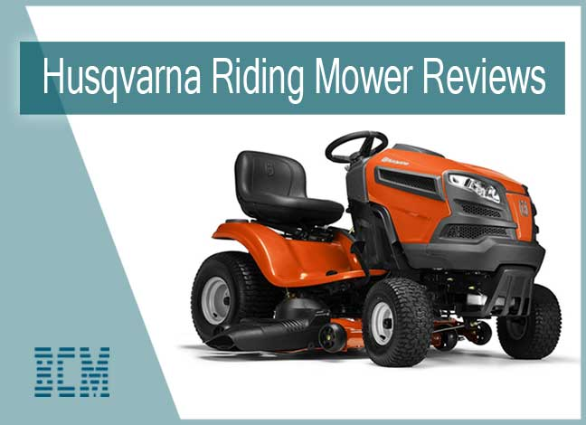 Husqvarna Riding Mower Reviews