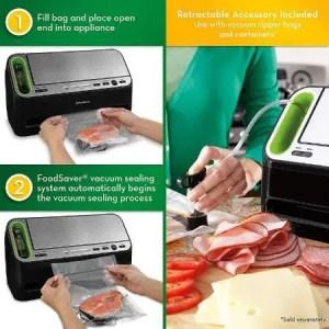 How to Use Foodsaver Vacuum Sealer