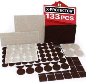 Best rated furniture pads for hardwood floors
