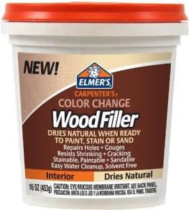 Best wood filler for staining