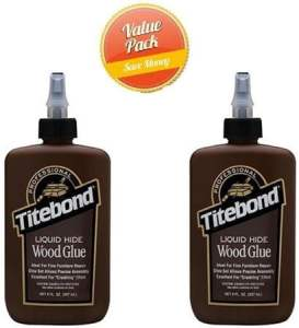 Franklin International Hide Glue - Best Wood Glue for Antique Furniture Repair