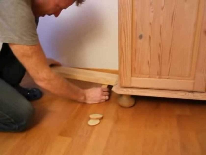 diy furniture sliders for hardwood floors