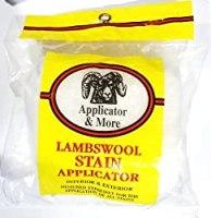 Best Lambswool applicator for Polyurethane