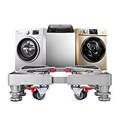 Refrigerator and Washer Moving Dolly - Best Appliance Coasters for Washer Dryer, Refrigerator