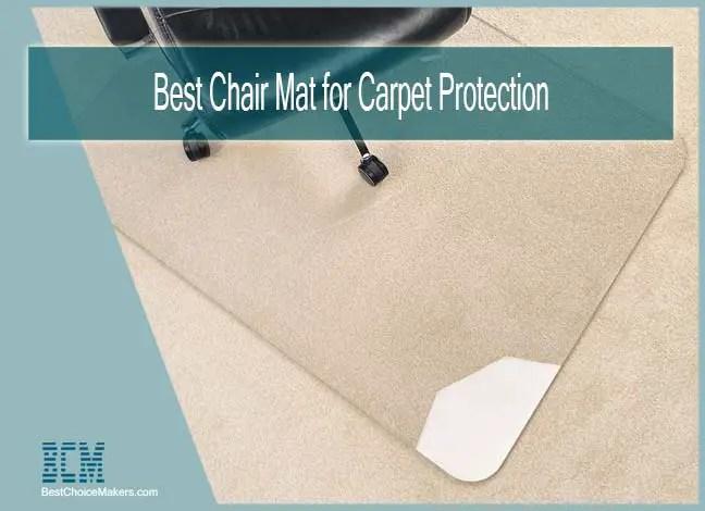 Best Chair Mat for Carpet