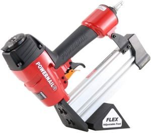 Powernail Model 50F, 18-Gauge Cleat Nailer for Engineered Wood Flooring