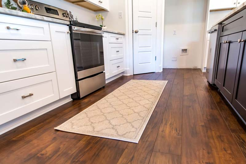 best rugs for kitchen wood floors
