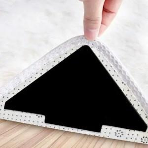 Sahhika Rug Gripper - Non Slip Reusable Washable Rug Pad for Hardwood Floors
