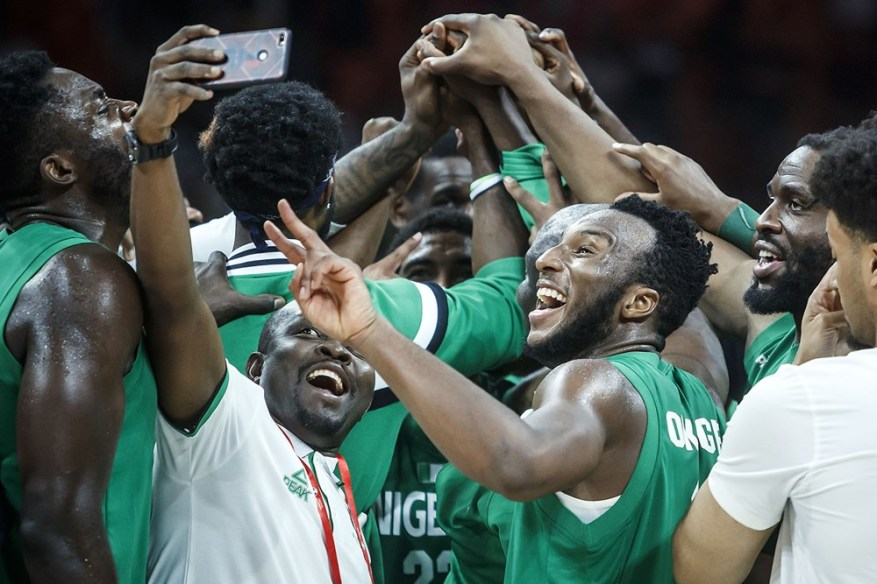 Nwora blames self for D'Tigers' failure in China