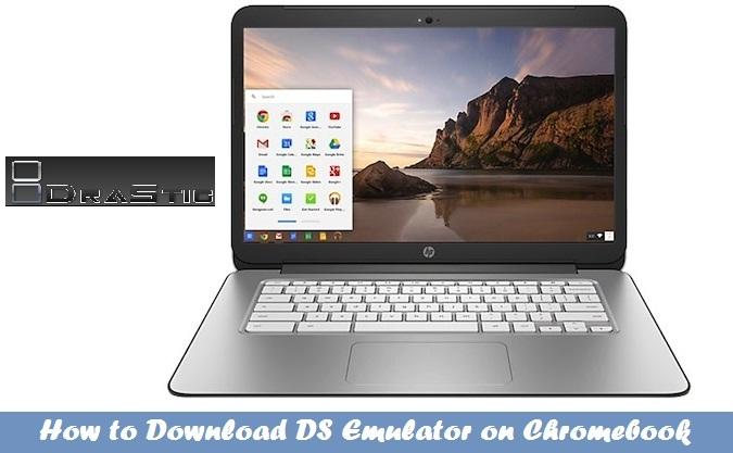 DS Emulator for Chromebook | Best Chromebook Apps
