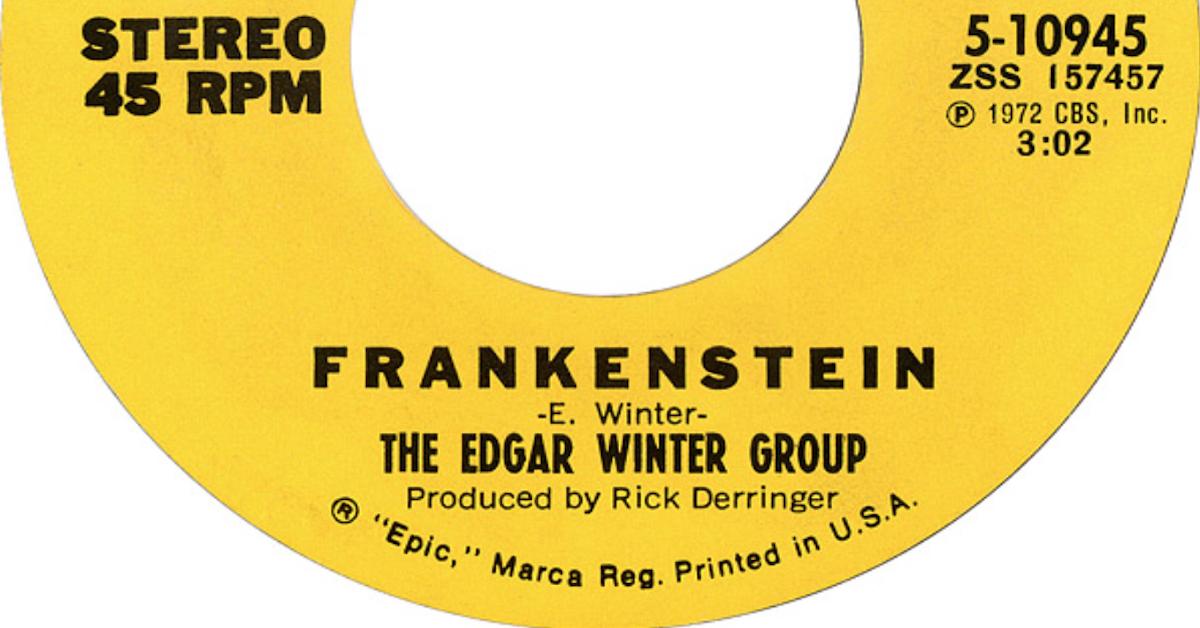 June 19 1973 Edgar Winter Frankenstein Goes Gold Best