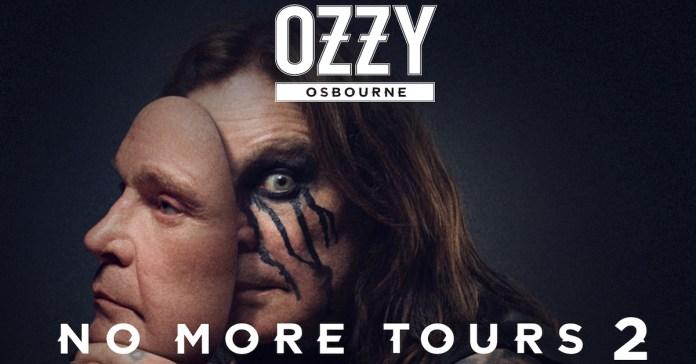 Resultado de imagen de ozzy osbourne no more tours 2