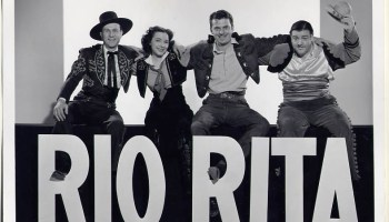 "Funny movie quotes from Abbott and Costello's first movie for MGM, ""Rio Rita"""