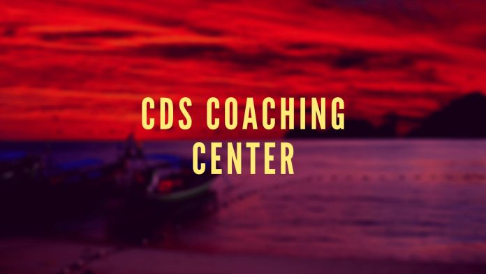 CDS Coaching Center
