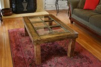 Antique Door Coffee Table   Coffee Table Design Ideas