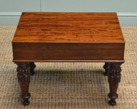 Antique Mahogany Coffee Table | Coffee Table Design Ideas