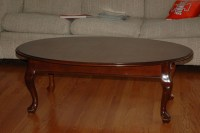 Antique Oval Coffee Table   www.pixshark.com - Images ...