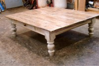 Antique Wood Coffee Table | Coffee Table Design Ideas