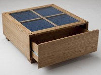Coffee Table Storage Drawers