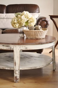Distressed Coffee Table Set | Coffee Table Design Ideas