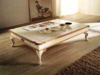 Painted Coffee Table is Like Modern Fashion | Coffee Table ...