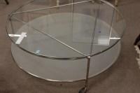 Round Aquarium Coffee Table   Coffee Table Design Ideas