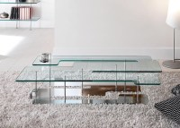 Large Glass Coffee Table | Coffee Table Design Ideas