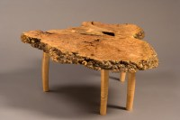 Maple Burl Coffee Table | Coffee Table Design Ideas