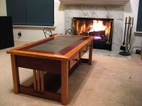 Mission Style Coffee Table Plans | Coffee Table Design Ideas